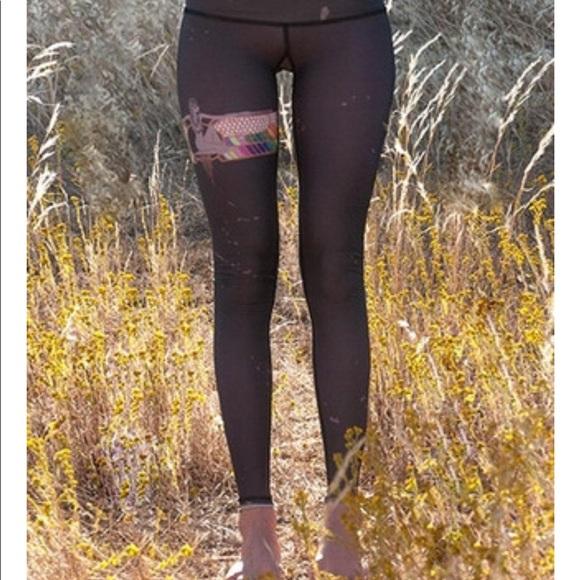 8c97b7739a Teeki Rainbow Priestess Hot Pants. M_5a499e2031a376c93d02f60f